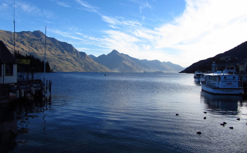Queenstown Lake Wakatipu